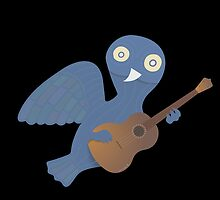 The Owl & the Ukulele by Steve Campbell