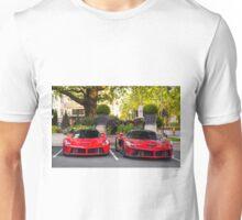 2 Ferrari LaFerrari  Unisex T-Shirt