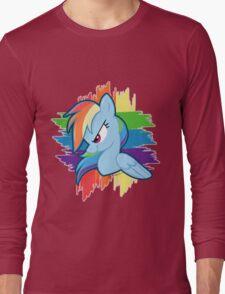 Get Ready For Rainbow Dash! Long Sleeve T-Shirt