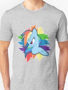 Get Ready For Rainbow Dash! Unisex T-Shirt