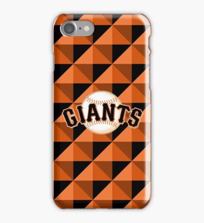 San Francisco Giants iPhone Case/Skin