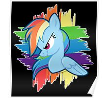 Get Ready For Rainbow Dash! Poster