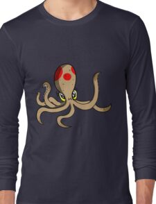 Cheeky Octopus Long Sleeve T-Shirt