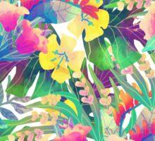 Tropical Jungle Sticker