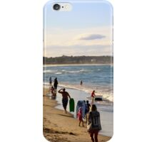 Sunny Coast iPhone Case/Skin