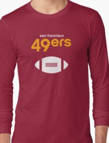 San Francisco 49ers Long Sleeve T-Shirt