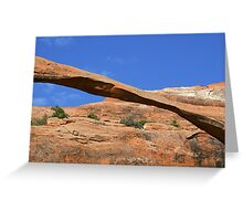Arches 026 Greeting Card