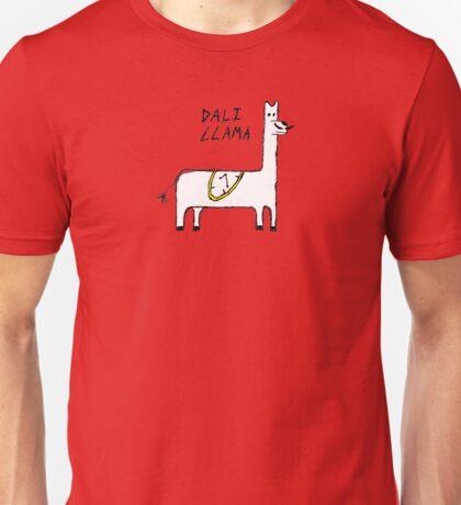 Dali Llama Unisex T-Shirt