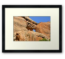 Arches 028 Framed Print
