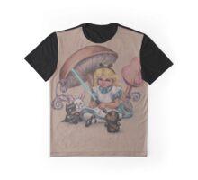 Alice in Fandomland (somewhere in Gaderen's Forest) Graphic T-Shirt