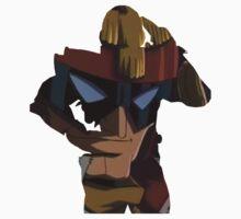 F-Zero Hero  One Piece - Short Sleeve