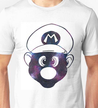 Galaxy Mario Unisex T-Shirt