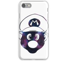 Galaxy Mario iPhone Case/Skin