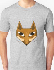Cubic Fox Unisex T-Shirt