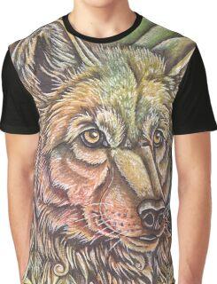 Golden III Graphic T-Shirt