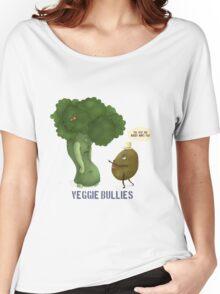 Veggie Bullies Women's Relaxed Fit T-Shirt