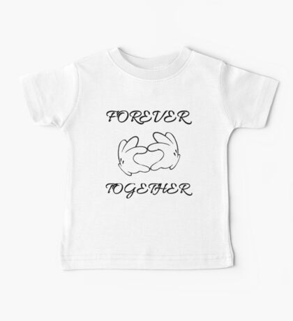 Forever Together no.2 Baby Tee