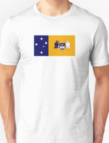 Flag of the Australian Capital Territory  Unisex T-Shirt