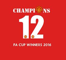 CHAMPIONS Red Devils 2016 T-Shirt