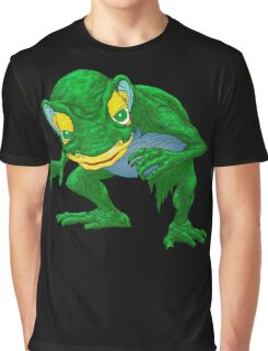 Animated Gollum Graphic T-Shirt