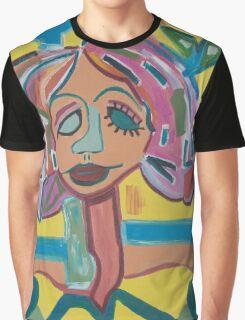 My Heart Belongs to Blondie Graphic T-Shirt