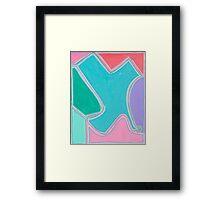 Oxymoron Framed Print