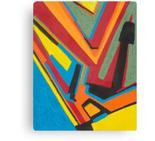 Oh for the Love of Texture Canvas Print
