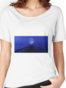Blue Night Women's Relaxed Fit T-Shirt