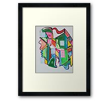 Images of Early Cubism Framed Print