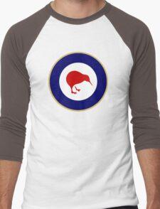 New Zealand Roundel Men's Baseball ¾ T-Shirt