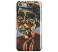 "Miles ""Prince of Darkness"" Davis iPhone Case/Skin"