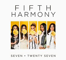 Fifth Harmony 7/27 (Flowers) Unisex T-Shirt