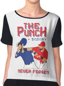 The Punch  Chiffon Top