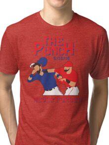 The Punch  Tri-blend T-Shirt