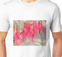 Pink Fuchsias Unisex T-Shirt