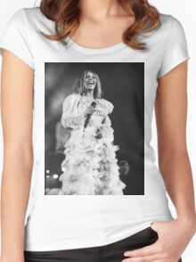 Beyoncé - Formation World Tour - V Women's Fitted Scoop T-Shirt