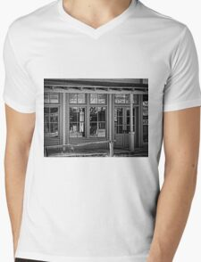 Reflections of a Time Past Mens V-Neck T-Shirt