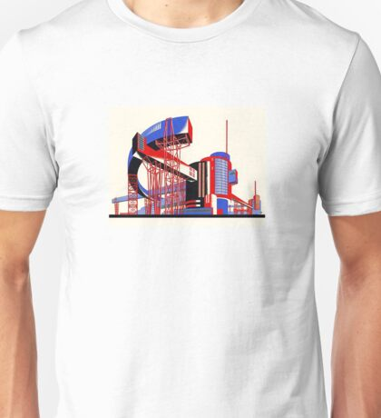 Future of the past 2 Unisex T-Shirt