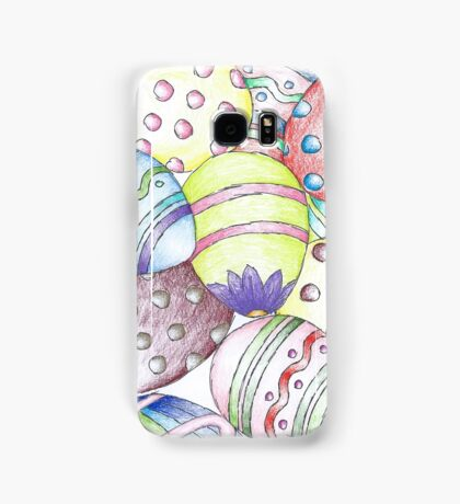 Decorative Eggs Samsung Galaxy Case/Skin