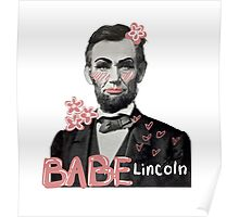 babe lincoln  Poster
