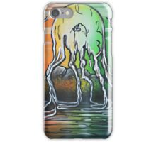 Running Out iPhone Case/Skin