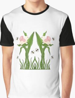 Buzzed Daffodils Graphic T-Shirt