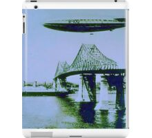 Montreal Zepplin iPad Case/Skin