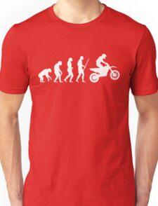 Motocross Evolution Unisex T-Shirt