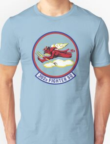 302D Fighter Squadron T-Shirt