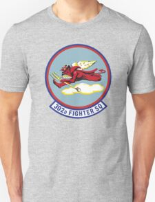 302D Fighter Squadron T-Shirt