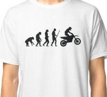 Motocross Evolution Classic T-Shirt