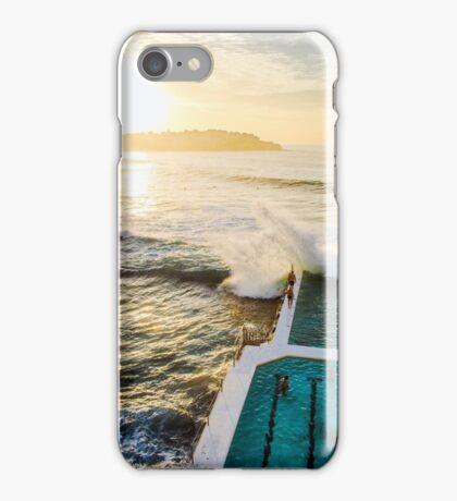 Icebergs Crash iPhone Case/Skin