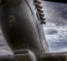 Supermarine Spitfire SM520 Sticker