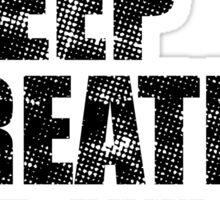 Eat Sleep Breathe Jiu Jitsu Sticker